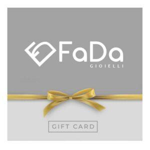 Gift Card Gioielli Personalizzati