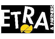 Logo Etra Bianco